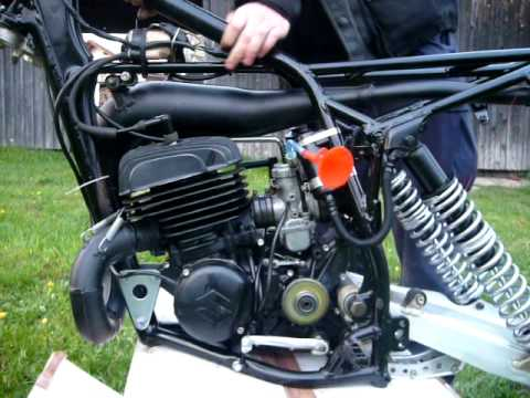Suzuki Rm  Engine For Sale