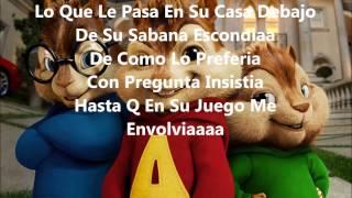 Fanatica Sensual-Plan B- Alvin Y Las Ardillas Letra