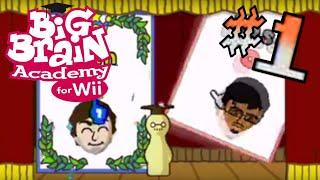 Big Brain Academy Wii Degree: Going to Wii School! - PART 1 - Alternate Buttons