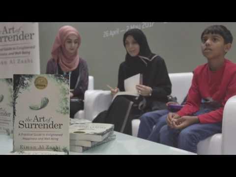 اليوم الرابع من معرض أبوظبي الدولي للكتاب | Abu Dhabi International Book Fair Day 4