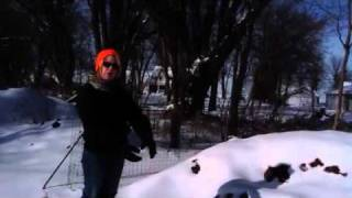 Winter Gardening With Pam And Billy Wk 4 #3