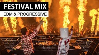 Festival EDM Mix 2018 - Best Electro House & Progressive Music