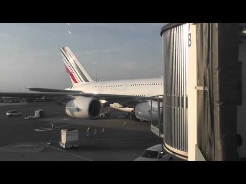 LH411 - Incident at New York JFK on June 20th - original footage of cabin announcements