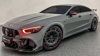 NEW 2021 BRABUS ROCKET GT900 MADNESS! +SOUNDCHECK [1 OF ONLY 10]