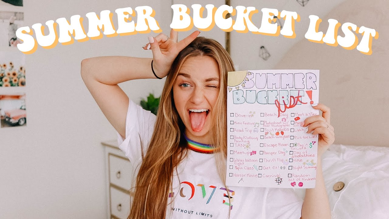 summer bucket list 2019! (things to do this summer)