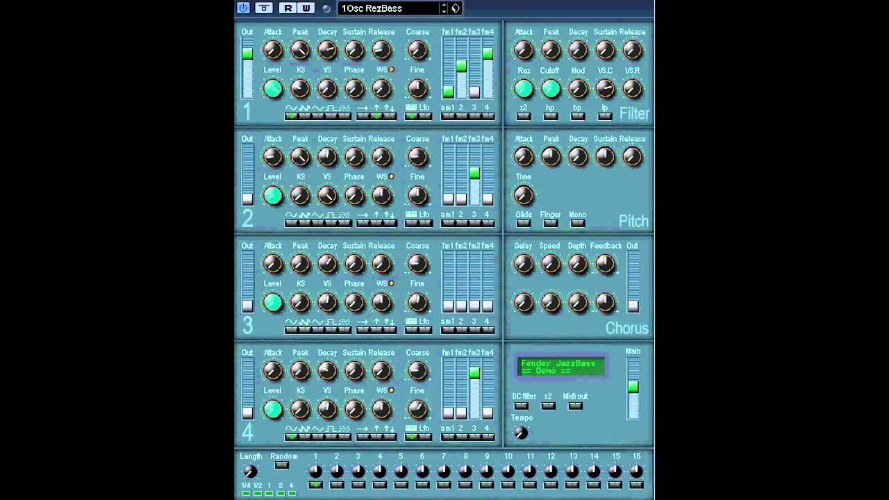 Free VST instruments / synthesizer software - VST Plugins - Page 31