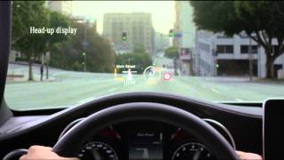 Mercedes-Benz Singapore: The new C-Class Feature Films - Head-Up Display