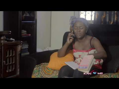 "Video (skit): Kansiime Anne – The Worst Marriage Advice ""who told you my husband showers"""