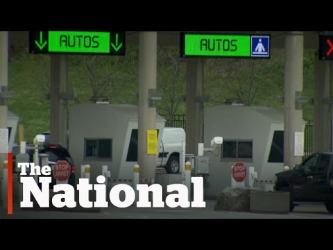 Canadian border security | Most travellers aren
