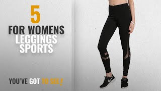 Top 10 For Womens Leggings Sports 2018 Blinkin Sexy Mesh Patchwork yoga gym and active sports