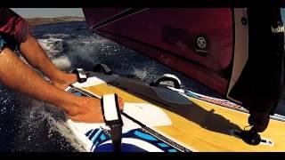 Windsurfing- Blasting Control