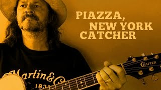 Cover of 'Piazza, New York Catcher' by Belle & Sebastian (abridged)