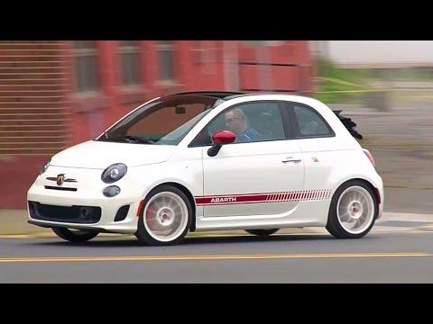 2014 Fiat 500c Abarth  TestDriveNow.com  by Auto Critic Steve Hammes  TestDriveNow