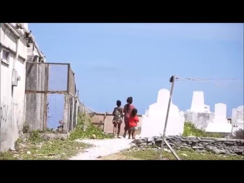 Life of the Marshall Islands(マーシャル諸島の生活)