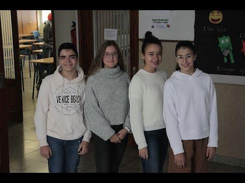 Los alumnos de Carmelitas preparan su viaje a Roma