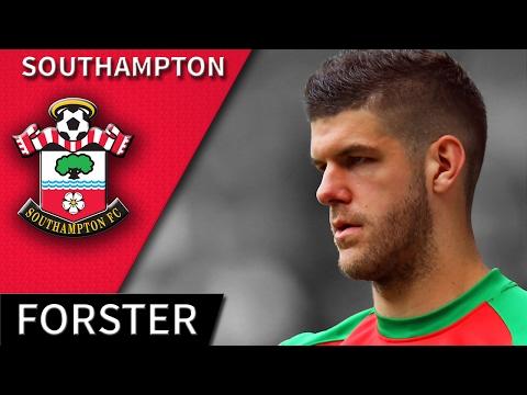 Fraser Forster •  Southampton • Best Saves Compilation • HD 720p