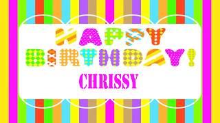 Chrissy   Wishes & Mensajes - Happy Birthday