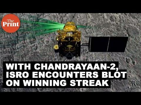 With Chandrayaan2, ISRO