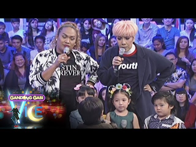 GGV: La Luna Sangre child stars on their acting skills