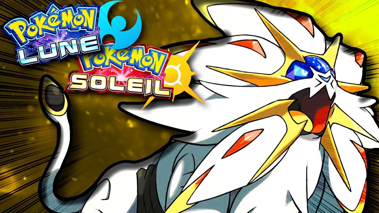 3 nouveaux l gendaires pokemon lune soleil sun moon - Pokemon legendaire pokemon y ...