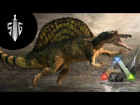 Yeni Spino  I  Ark Survival Evolved #25