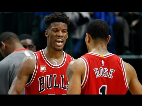 The truth behind the Derrick Rose and Jimmy Butler Beef