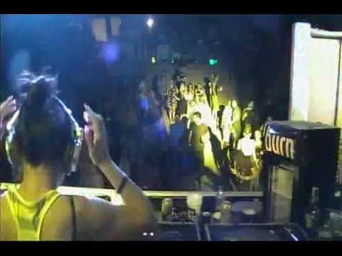 Martina Borosic Thalia  & Examine LIVE @ Urban Bug stage EXIT 2012