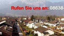 Lizenfreies HD -Filmmaterial von 83435 Bad Reichenhall aus der Luft www.anflugblatt.de