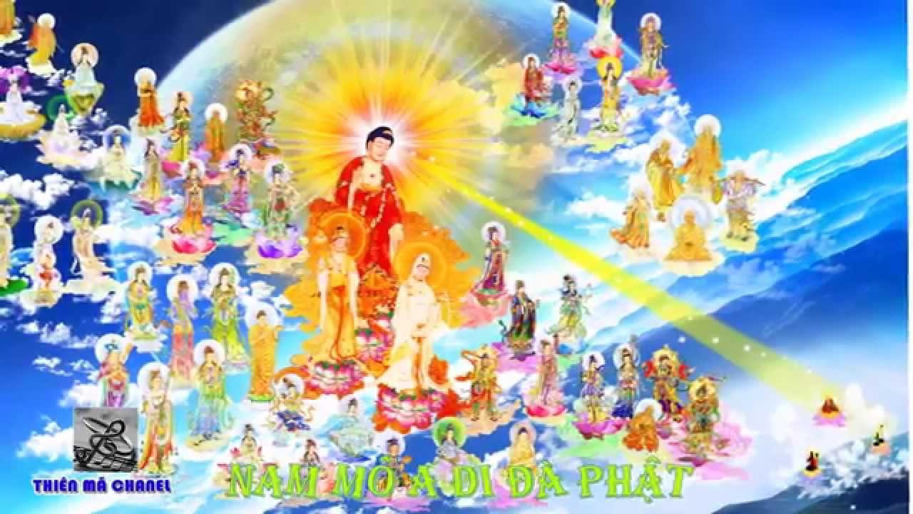 Nhạc niệm phật mới [Nam Mô A Di Đà Phật] – Chất lượng cao