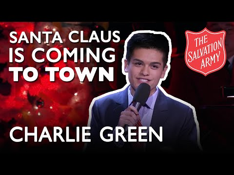 Charlie Green - Santa Claus Is Coming To Town