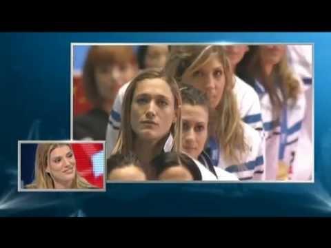 """Francesca Piccinini ospite a """"Obiettivo Londra 2012″"""
