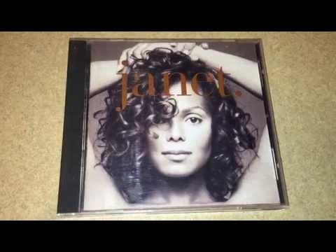 Unboxing Janet Jackson - janet. (1993)