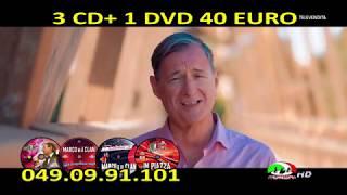 TELEVENDITA MARCO E IL CLAN IN PIAZZA  NUOVI CD DVD