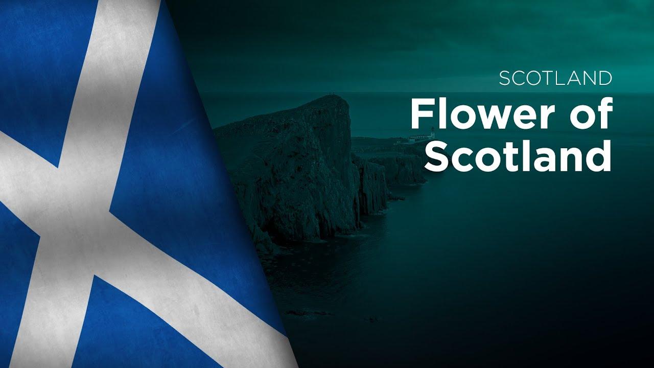 Anthem of Scotland - Flower of Scotland - Fhlùir na h-Alba