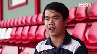 RSN Stadium - SVĐ đẹp nhất Campuchia