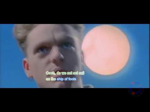 Erasure - Ship of fools Lyrics