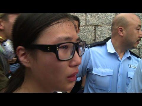 Hong Kong: la police s'approvisionne en balles de caoutchouc