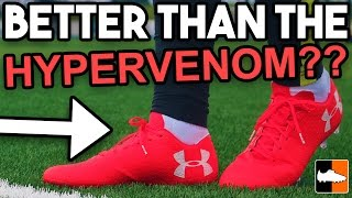 Better Than The Hypervenom? Under Armour Clutchfit 3.0 Review