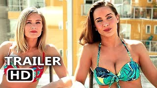 FIGHTING WITH MY FAMILY Trailer # 2 (NEW 2019) Dwayne Johnson, Wrestling Movie HD