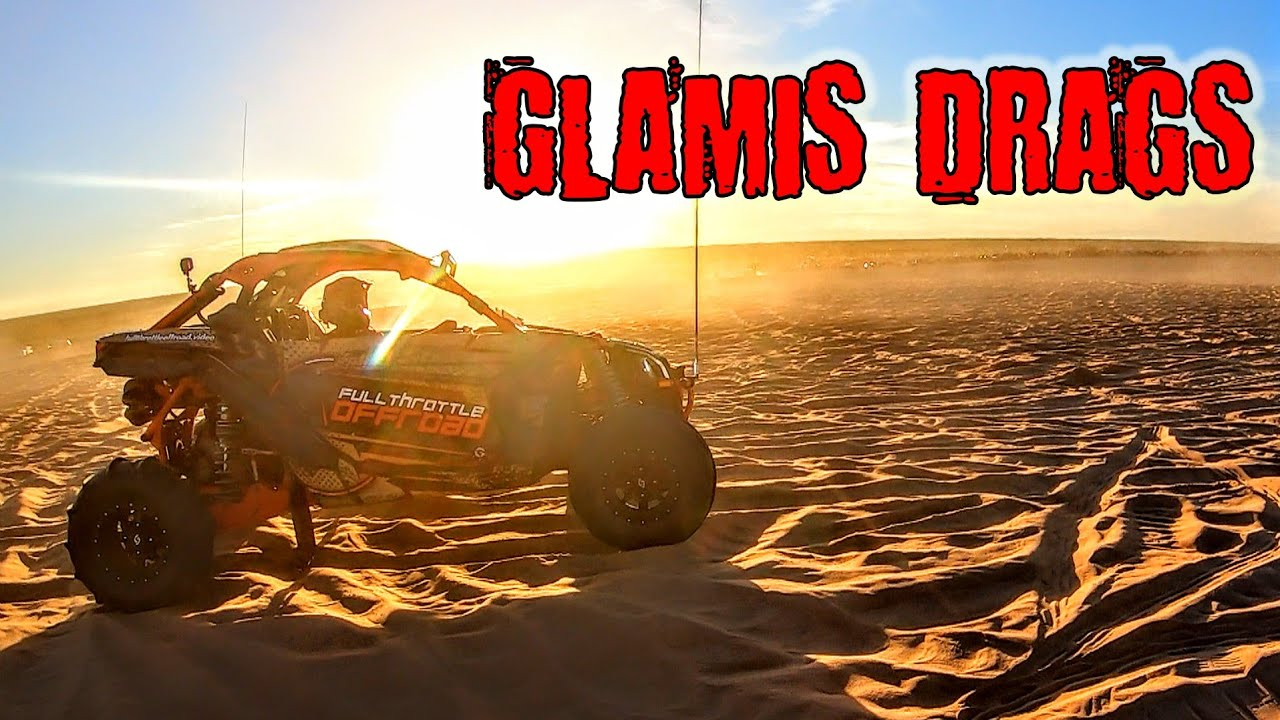 Glamis Sand Drags - Why You Need a Bigger Turbo!