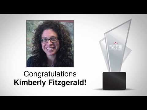 2014 Five Star Connecticut Home and Auto Insurance Professional Award Winner Kimberly Fitzgerald