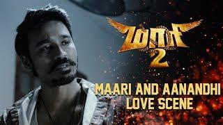 Maari 2 - Maari And Aanandhi Love Scene | Dhanush | Sai Pallavi | Krishna | Tovino Thomas