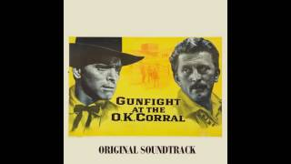 Dimitri Tiomkin - Gunfight at the O.K. Corral / A Cold Trail / Ambush / Ed Bailey's Death / Doc Holi