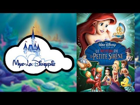 Disneyphile 59 La Petite Sirène 3 Le Secret De La