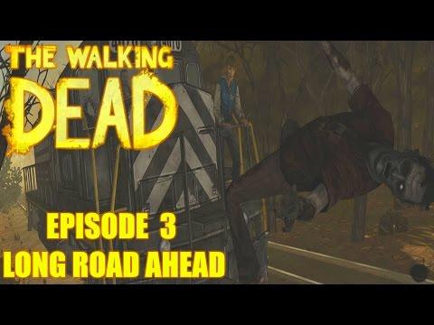 The Walking Dead:  Episode 3 - Long Road Ahead - Walkthrough - 1080p 60FPS