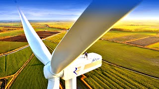 How Wind Turbines Can Save America
