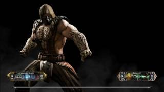 MKX - Ismael4790 vs Folux182 - PS4 Online