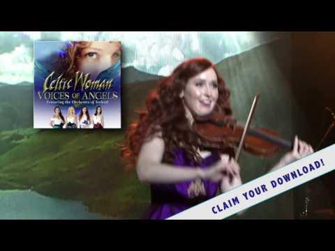 Celtic Woman, Voices of Angels album digital download promotion