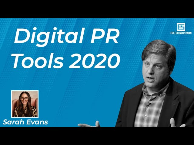 Get Press with Digital Public Relations with Sarah Evans