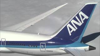 ANA 787 Another Sky アナザースカイ ~ SWEET and MAJESTIC VERSION ファンPV